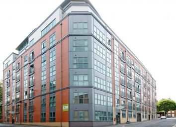 2 bed flat to rent in The Habitat Building, Woolpack Lane, Nottingham NG1