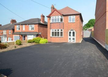 Thumbnail 3 bed detached house for sale in The Green, Cheadle