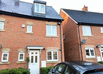 Thumbnail 3 bedroom town house to rent in Strouds Close, Old Town, Swindon