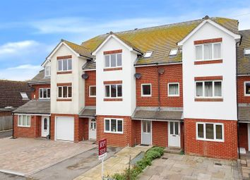 Thumbnail 4 bed property for sale in Shaftesbury Place, Rustington, Littlehampton