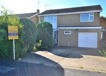 Thumbnail 4 bed detached house for sale in Binham Road, South Wootton, King's Lynn