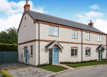 Thumbnail 3 bed semi-detached house for sale in Brindley Grove, Sutton Cum Lound