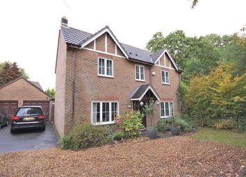 4 bed detached house for sale in Mollison Rise, Whiteley, Fareham PO15