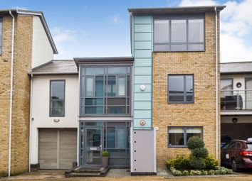 Thumbnail 4 bed link-detached house for sale in Ramblers Lane, Newhall, Harlow, Essex