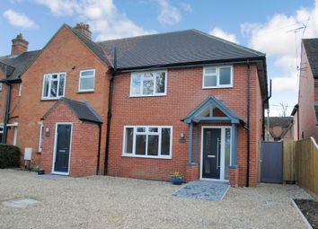 Thumbnail 3 bed end terrace house for sale in Lambourn Road, Speen, Newbury