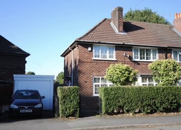 Thumbnail 3 bedroom semi-detached house to rent in Moorcroft Road, Manchester