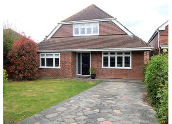 Thumbnail 5 bedroom detached house for sale in Lewis Road, Istead Rise