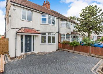 Thumbnail 4 bedroom semi-detached house for sale in Grove Road, Kings Heath, Birmingham, West Midlands