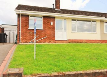 Thumbnail 2 bed bungalow to rent in The Ridgeway, Burntwood