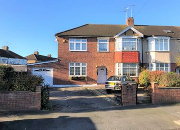 Thumbnail 5 bed end terrace house for sale in Berkley Avenue, Waltham Cross, Hertfordshire.