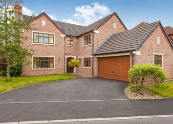 Thumbnail 5 bed detached house for sale in Carbis Avenue, Grimsargh, Preston