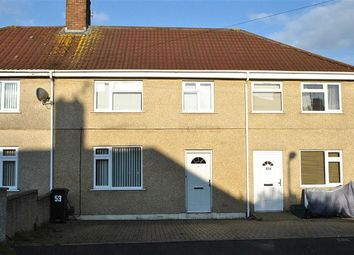 Thumbnail 3 bed terraced house for sale in Frampton Crescent, Fishponds, Bristol
