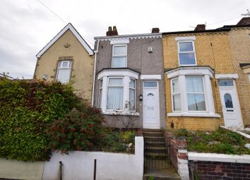 Thumbnail 2 bed terraced house for sale in Holt Road, Birkenhead