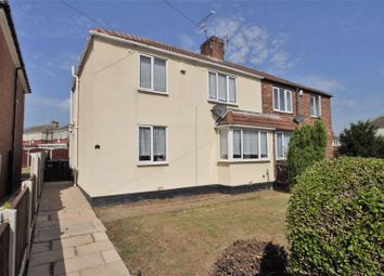 Thumbnail 3 bed semi-detached house for sale in Cadeby Avenue, Conisbrough, Doncaster