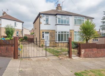 Thumbnail 3 bed semi-detached house for sale in Wesley Grove, Bradford