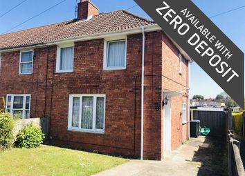 Thumbnail 2 bed end terrace house to rent in Kings Road, Aylesham, Canterbury