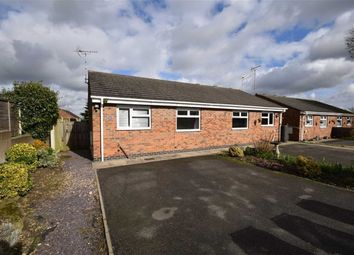 Thumbnail 2 bed semi-detached bungalow to rent in Knife & Steel Court, Horsley Woodhouse, Ilkeston