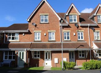 Thumbnail 4 bedroom town house for sale in The Fieldings, Fulwood, Preston