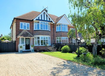 Thumbnail 3 bed semi-detached house for sale in Bennells Avenue, Tankerton, Whitstable, Kent