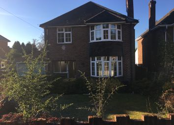 Thumbnail 3 bed detached house for sale in College Close, Camberley