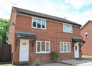 Thumbnail 2 bed semi-detached house for sale in Tamarind, Willand, Cullompton