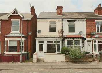 Thumbnail 2 bed semi-detached house for sale in Bourne Street, Netherfield, Nottingham