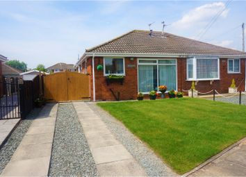 Thumbnail 2 bed bungalow for sale in Mooretree Drive, Blackpool
