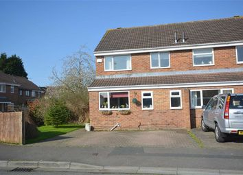 Thumbnail 3 bed semi-detached house for sale in Hembury Close, Hardwicke, Gloucester