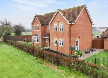 Thumbnail 4 bed detached house for sale in Mendip Close, Hereford