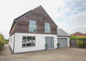 Thumbnail 4 bed detached house for sale in The Hamlet, Chettisham, Ely