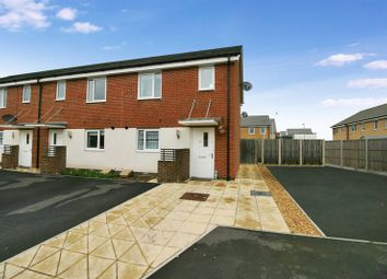 Thumbnail 3 bed terraced house for sale in Lindbergh Close, Gosport