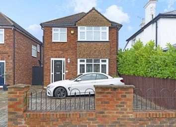 Thumbnail 3 bed detached house for sale in Orchard Road, Chessington