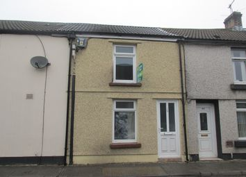 Thumbnail 2 bed terraced house for sale in Bridge Street, Troedyrhiw, Merthyr Tydfil