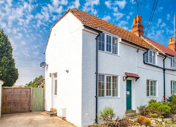 Thumbnail 2 bed semi-detached house to rent in 2 Manor Cottages, Moulsford