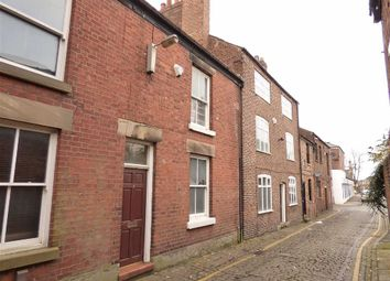 Thumbnail 3 bed terraced house for sale in Little Street, Macclesfield
