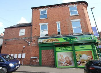 Thumbnail 3 bed flat to rent in Radford Road, Nottingham