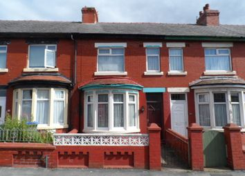 Thumbnail 3 bedroom terraced house for sale in Levens Grove, Blackpool