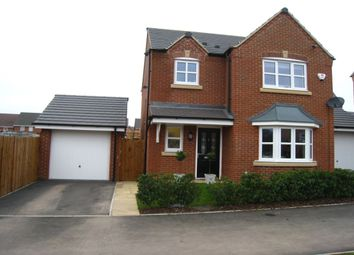 Thumbnail 3 bed detached house for sale in Weir Way, Binley, Coventry