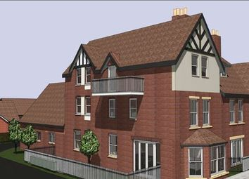 Thumbnail 1 bed flat for sale in Apartment 1 Bowring Hall, Holyhead Road, Wellington, Telford