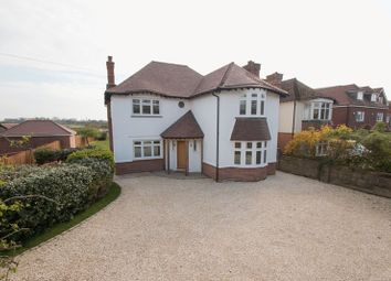 Thumbnail 4 bedroom detached house for sale in Coach Road, Westhampnett, Chichester