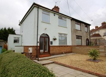Thumbnail 3 bed semi-detached house for sale in Bishops Cove, Bishopsworth, Bristol