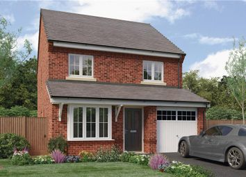 "Thumbnail 4 bed detached house for sale in ""Hallam"" at Hastings Close, Chesterfield"