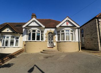 Thumbnail 3 bed semi-detached bungalow for sale in Seymour Road, London