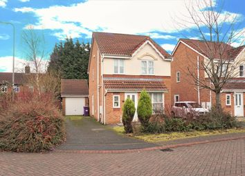 Thumbnail 3 bed detached house for sale in Maidstone Drive, West Derby, Liverpool