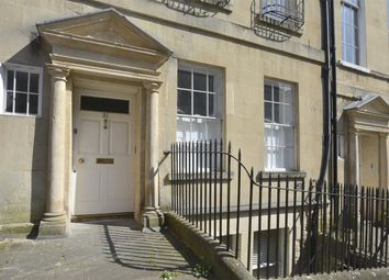 Thumbnail 2 bed flat for sale in Garden Maisonette, 31 Park Street, Bath