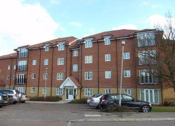 Thumbnail 2 bedroom flat to rent in Winnipeg Way, Broxbourne, Hertfordshire