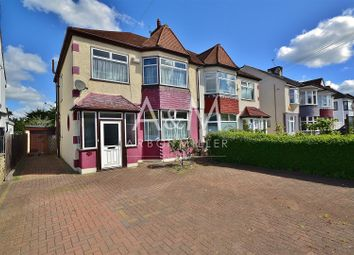 Thumbnail 3 bedroom property for sale in Clayhall Avenue, Clayhall, Ilford