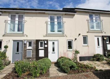 Thumbnail 2 bed terraced house for sale in Fleetwood Gardens, Plymouth