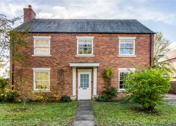 Thumbnail 4 bed detached house for sale in Meadow View, Glebe Close, Frampton-On-Severn, Glos