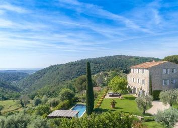 Thumbnail 6 bed property for sale in Grasse, French Riviera, 06130